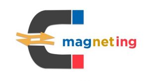 MAGNETING logo horiz