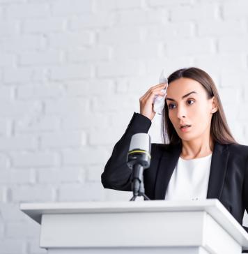 miedos más comunes al hablar en púbico